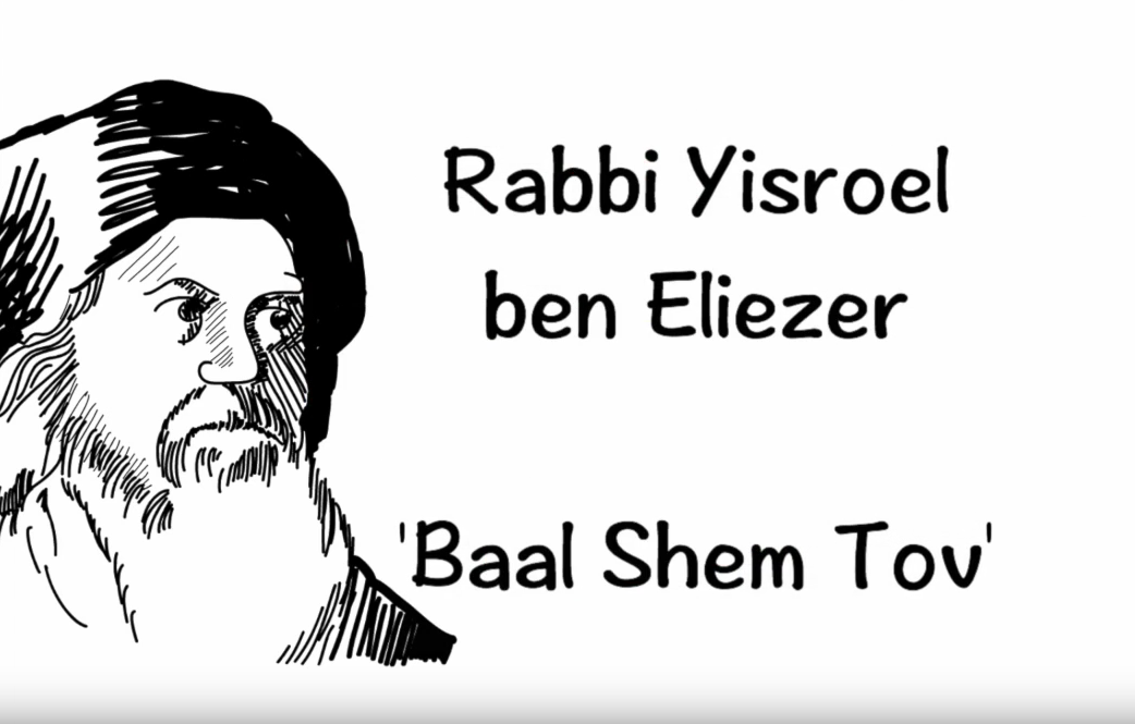 Meet the Sages: The 'Baal Shem Tov'