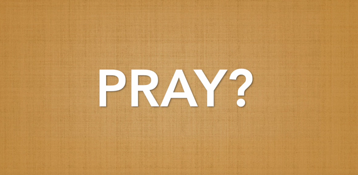 What does it mean to 'Pray'? with Rabbi David Aaron.