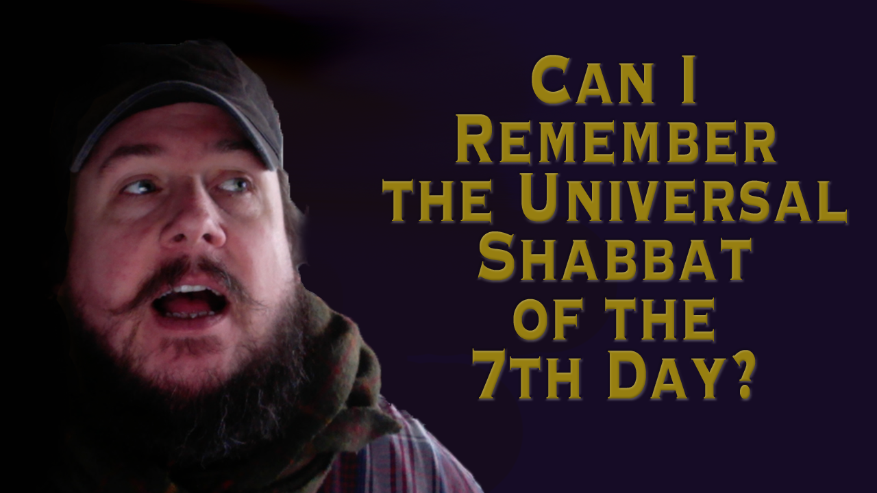Is the Universal Shabbat for me? A Non-Jew?