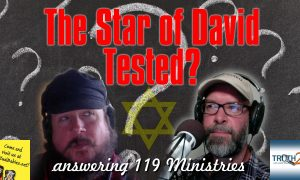The Star of David – Answering 119 Ministries