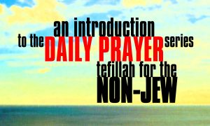 An Introduction to the Daily Prayer series.