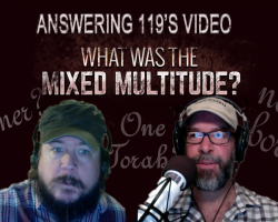 Who was the Mixed Multitude?