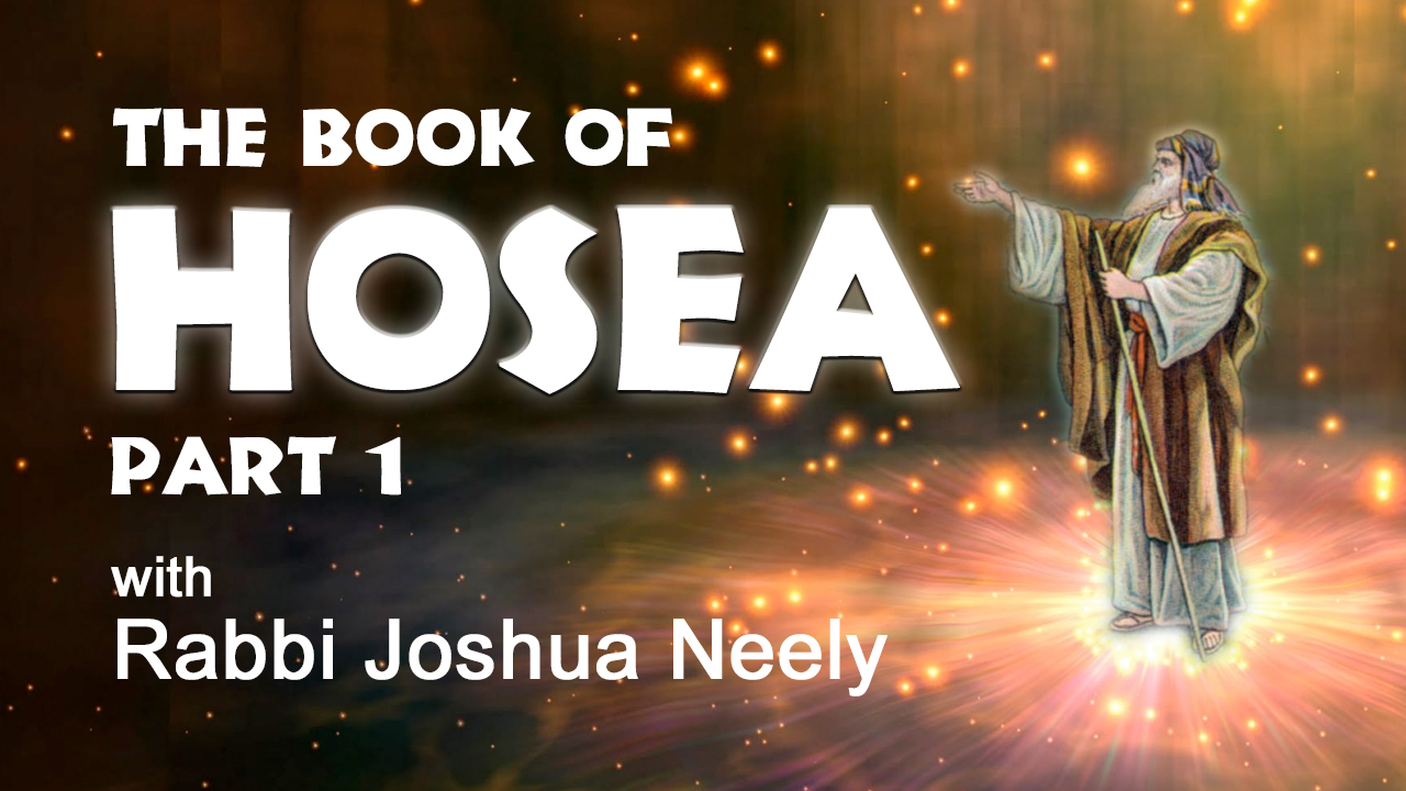 The book of Hosea – Show 1